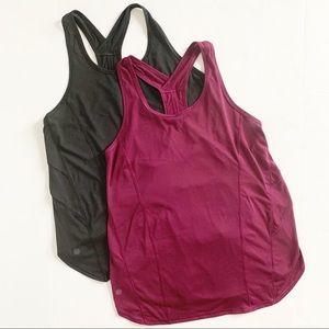 Athleta Workout Tank Top Bundle